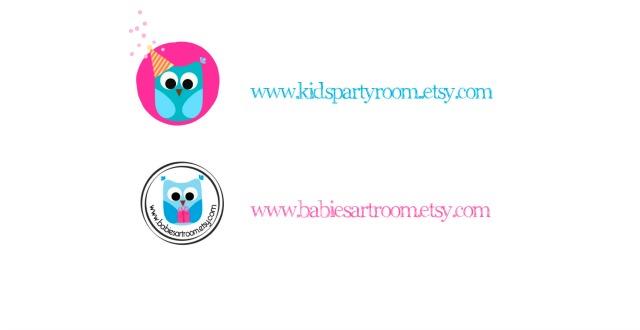 babiesartroom logos