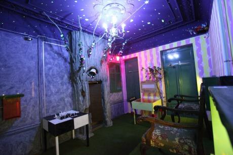 Mindtrap Room party