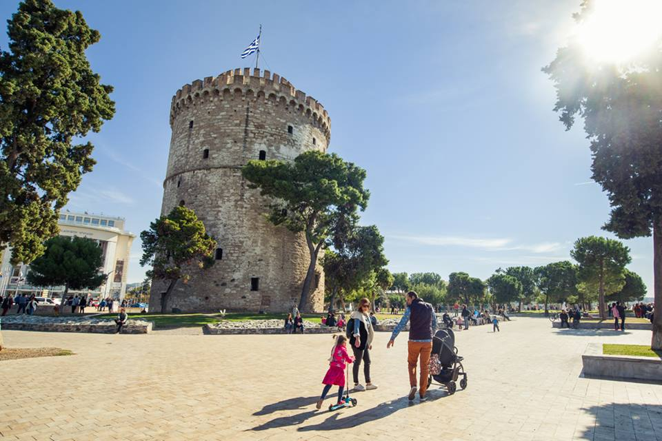 thessaloniki family friendly greece