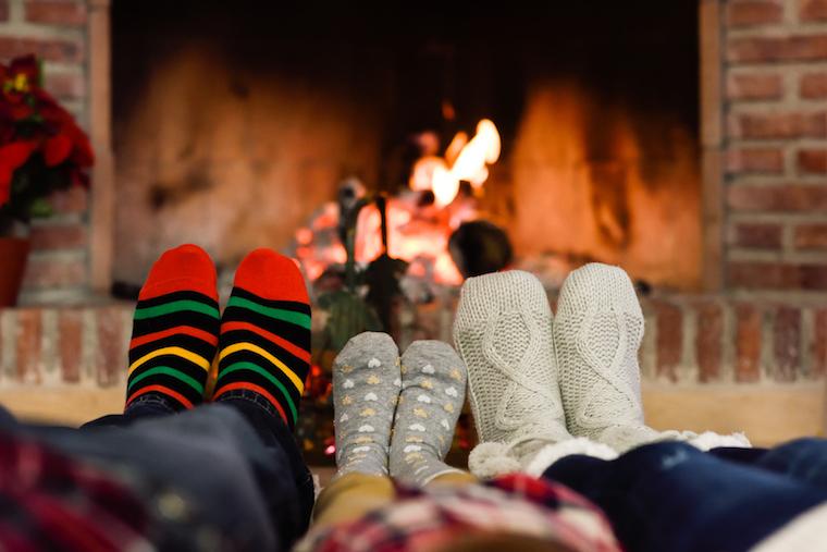 Χριστούγεννα σε Σπιτική γωνιά με παραμύθια, τσάι και κακάο!
